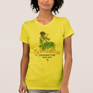 Ja'Quaelah - senhora da África Ocidental Estilo T-shirts