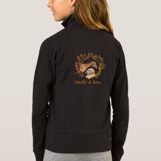 Jaqueta A camisola equestre das crianças