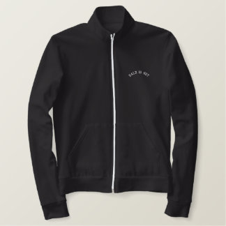 Jaqueta americana da trilha do roupa
