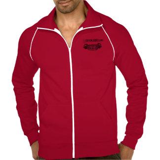 Jaqueta americana da trilha do roupa dos CB dos ho Tshirts