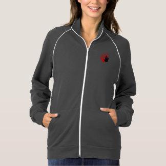 Jaqueta americana do velo de Califórnia do roupa