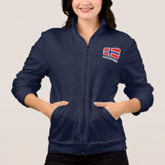 Jaqueta Bandeira de Norge