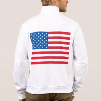 Jaqueta Bandeira dos EUA
