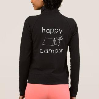 Jaqueta Campista feliz (branco)