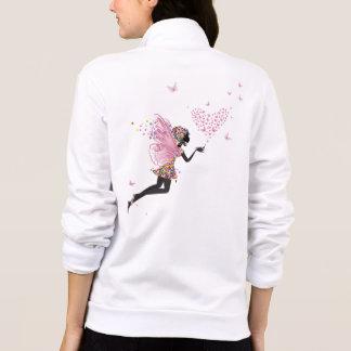 Jaqueta Conto de fadas da flor