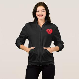 Jaqueta Coração feliz Emoji