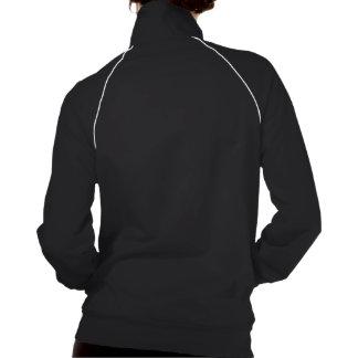 Jaqueta customizável da trilha de CFM Jaquetas