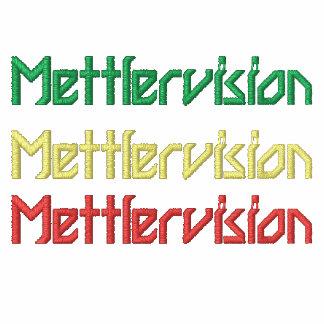 Jaqueta da trilha da reggae de Mettlervision