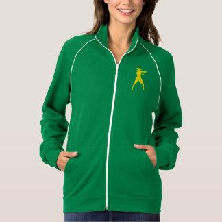 Jaqueta da trilha de ReggaeCise® Jaquetas Estampadas