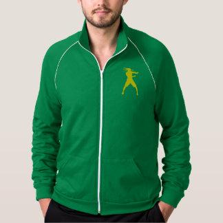 Jaqueta da trilha de ReggaeCise® Jaquetas Para Estampar