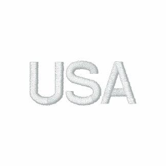 Jaqueta da trilha dos EUA