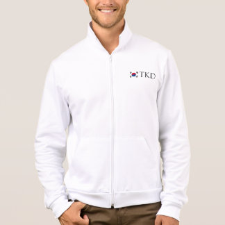 Jaqueta de TKD (Tae Kwon faz)