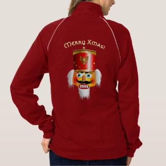 Jaqueta Desenhos animados engraçados do soldado de