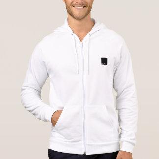 Jaqueta do pixel (homens) - branco