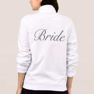 Jaqueta do velo da noiva