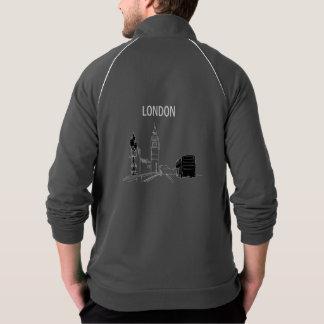 Jaqueta Esboço à moda moderno Big Ben elegante de Londres
