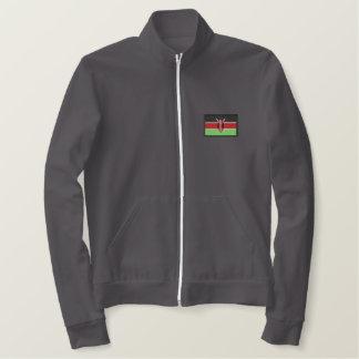 Jaqueta Esportiva Bordada Kenya