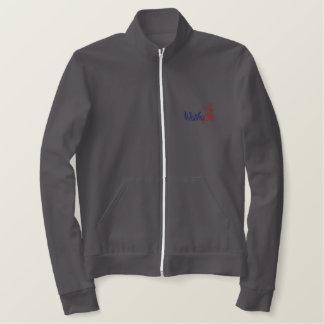 Jaqueta Esportiva Bordada Wushu