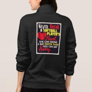 Jaqueta hoodie do fecho de correr da parte dianteira do