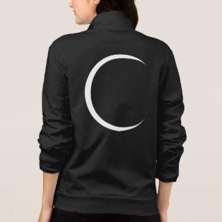 Jaqueta Lua crescente branca