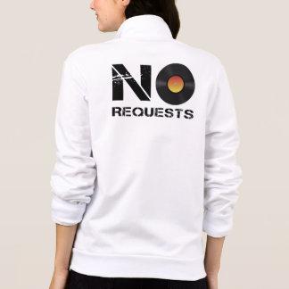 Jaqueta Nenhuma música do DJ dos pedidos