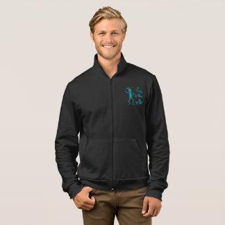 Jaqueta original, simples e na moda
