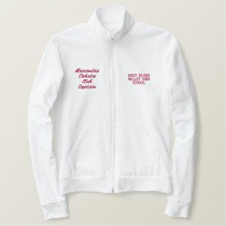 Jaqueta personalizada das senhoras da classe
