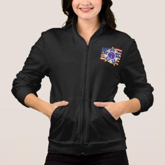 Jaqueta Selvagem americano--Polícia