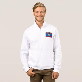 """Jaqueta Velo americano de Califórnia do roupa do """"Belize"""""""