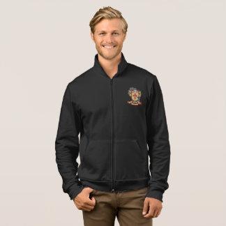 Jaqueta Velo americano de Califórnia do roupa dos homens