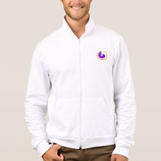 Jaquetas focalizadas dos homens