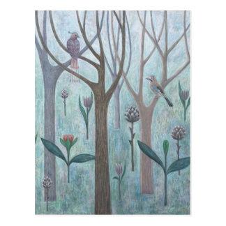 Jardim 2005 da fantasia cartão postal