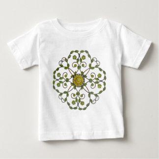 Jardim floral t-shirt