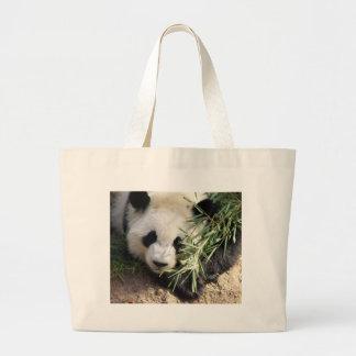Jardim zoológico Atlanta do urso de panda @ Bolsa Para Compras