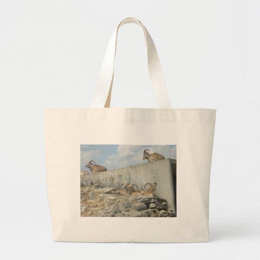 jardim zoológico bolsas para compras