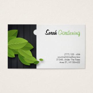 jardinagem, arquitetura, cartão da carpintaria