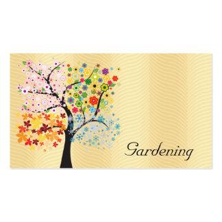 Jardinagem Cartão De Visita