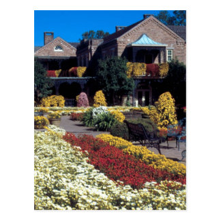 Jardins de Bellingrath da descrição sumária ao sul Cartões Postais