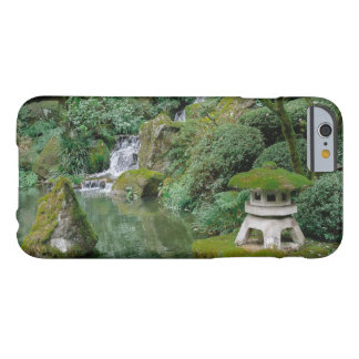Jardins japoneses calmos capa barely there para iPhone 6