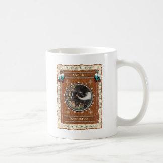 Jaritataca - caneca de café clássica da reputação