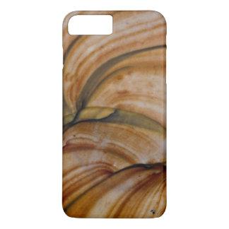 Jaspe de cor castanha de Deschutes Capa iPhone 8 Plus/7 Plus