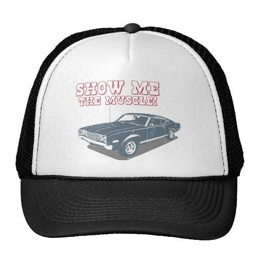 Jato 1968 da cobra do ciclone 428 de Ford Mercury Bone