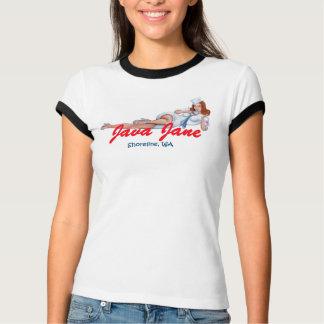"Java Jane ""nós podemos fazê-lo! "" Camiseta"