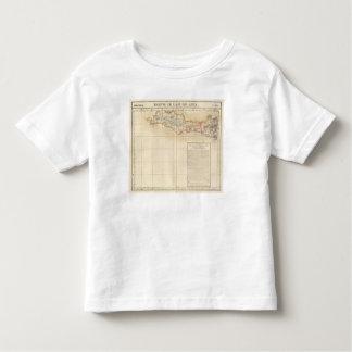 Java Oceania nenhuns 26 T-shirts