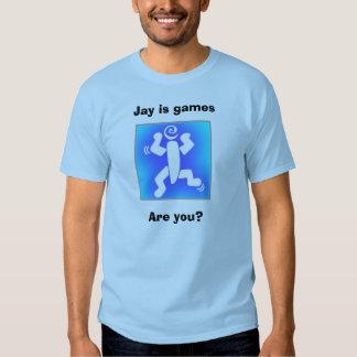 Jay é jogos        é você? , www.jayisgames.com tshirt