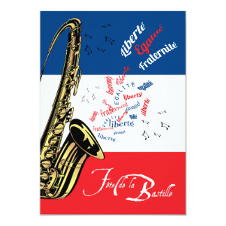 Jazz Bastille dia convite do 14 de julho