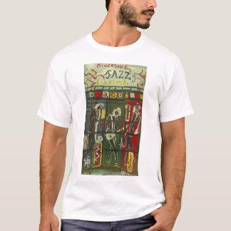 Jazz do beira-rio camiseta