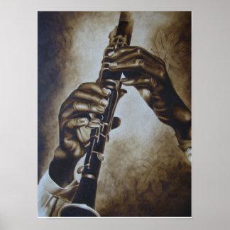 Jazz do outono 4 007 poster