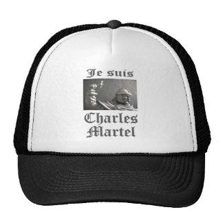 Je Suis Charles Martel (imagem) Boné