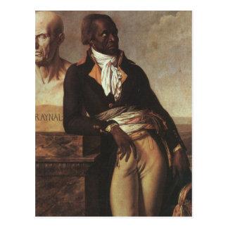 Jean-Baptiste Belley por Girodet Cartão Postal